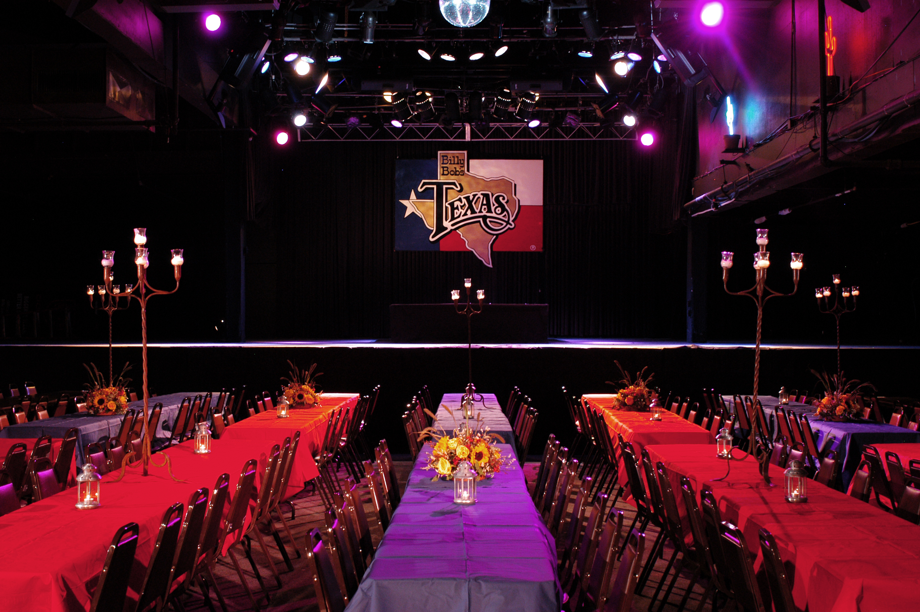 Private Rooms Billy Bob S Texas